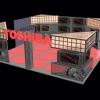 дизайн салона в традиционном японском стиле