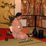 Демонстрация искусства Чайной Церемонии