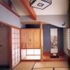 Интерьер в современном японском стиле