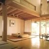 Сочетание японского и европейского стиля в интерьере