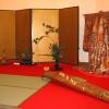 Оформление сцены в японском стиле
